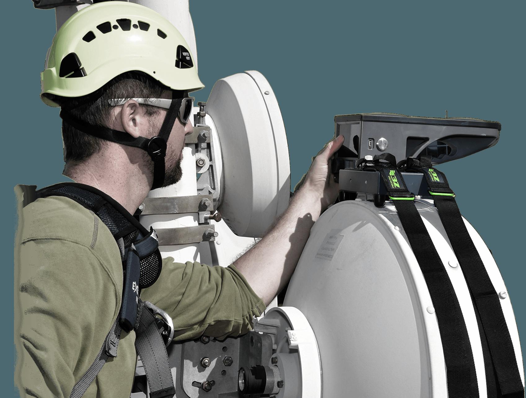 Юстировка антенн с помощью 3Z RF Vision