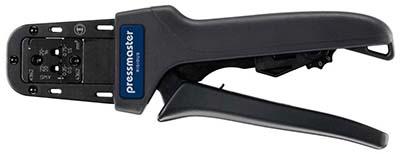 Инструмент для обжима клеммных кабельных наконечников (кримперы и пресс-клещи)