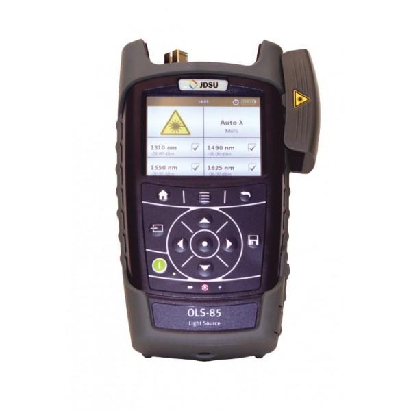 Лазерный источник излучения SmartPocket OLS-34/35/36 компании VIAVI