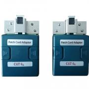 Psiber WX_AD_6A_PCORD2 - комплект адаптеров для сертификации патч-кордов до Cat 6А