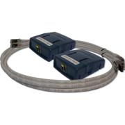 Psiber WX_AD_6ALKIT2 - комплект адаптеров для тестирования постоянной линии Class EA / CAT6A с тестовыми шнурами CAT6A