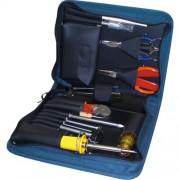 Jensen JTK-6C-R - набор инструментов электромонтажника (минимальный)