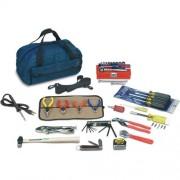 Jensen JTK-31-R - универсальный набор инструментов электромонтажника
