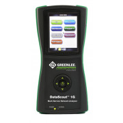 Greenlee DataScout 1G-BAS - анализатор Ehernet