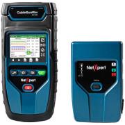 Psiber NetXpert 1400 - тестер для квалификации СКС до 1Gbit (BERT, SNR, задержка распространения сигнала по парам)