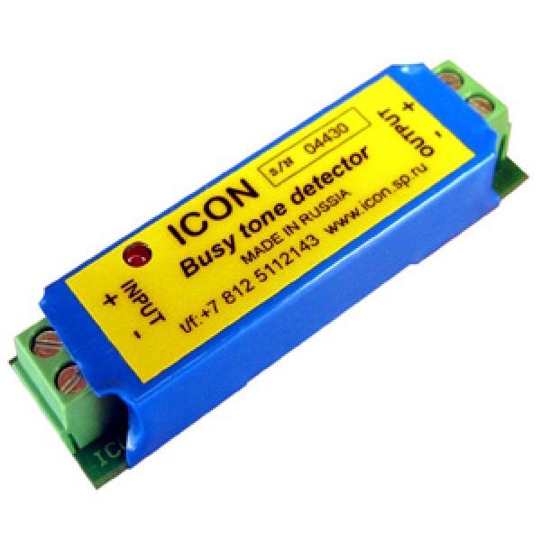 ICON BTD1, детектор отбоя (1