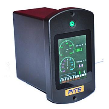 PITE-3921-380 - система мониторинга для АКБ 12В - 380В (31 - 32 АКБ), 8 DACs, 1 контроллер + ПО