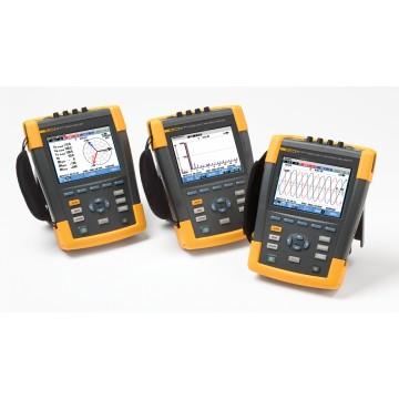 Fluke 430 серии II - трехфазные анализаторы качества электроэнергии