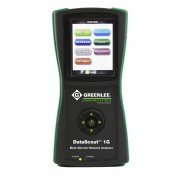 Greenlee Datascout 1G - анализатор Ethernet, E1/E3, WiFi, IPTV, VoIP, Datacom