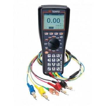 Tempo Sidekick Plus - кабельный анализатор
