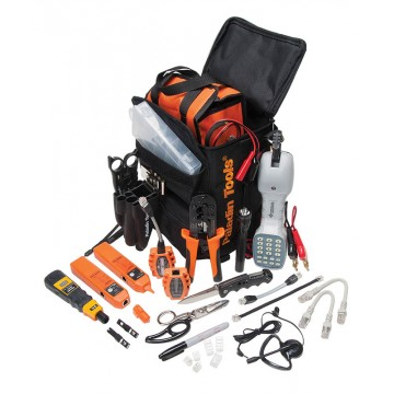 Paladin Tools PA4938 - набор инструментов связиста серии Ultimate Telco Technician