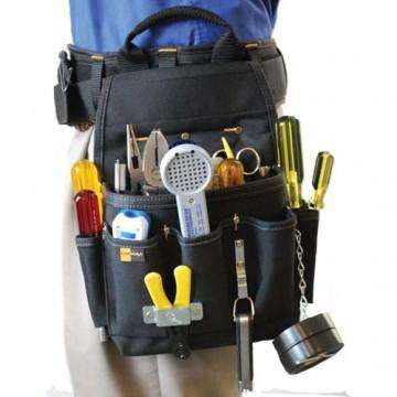 Jensen JTK-1006 - набор инструментов в сумке с креплением на пояс