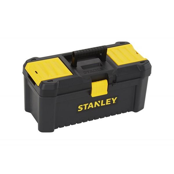 Stanley STST1-75517 - Ящик для инструмента ESSENTIAL TB пласт. замки 16''