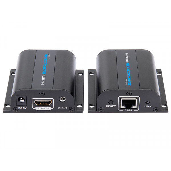 Lenkeng LKV372AE - Удлинитель HDMI, FullHD, CAT6, до 50 метров