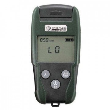 Greenlee GOPM MICRO-01 - измеритель оптической мощности с визуализатором повреждений