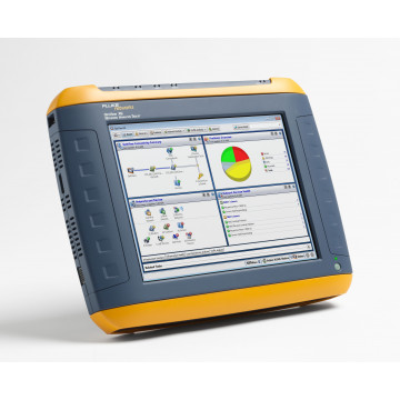 NETSCOUT OPVXG-EXPTPLUS - сетевой анализатор Optiview XG 10G с опциями Wi-Fi + ПО AirMagnet WiFi Analyzer, Spectrum XT и SurveyPro (Fluke Networks\NETSCOUT)