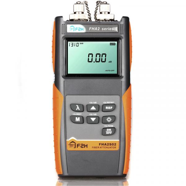 Grandway FHA2S02 - оптический аттенюатор, 3-60 дБ