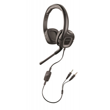 Plantronics .Audio 355 — мультимедийная гарнитура для компьютера