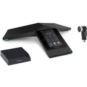 Polycom RealPresence Trio 8800 Collaboration Kit - система видеоконференцсвязи  (Trio 8800 PoE, Visual+, EagleEye Mini)
