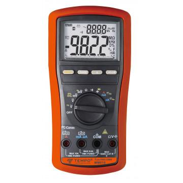 Tempo MM810 - профессиональный цифровой мультиметр (TRUE RMS)