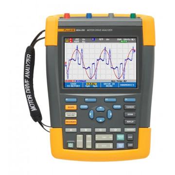 Fluke MDA-550 - анализатор работы электродвигателей, 4-канальный, 500 МГц