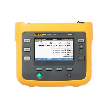 Fluke 1734/EUS - регистратор качества электроэнергии