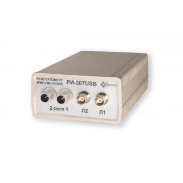 ЭРСТЕД РИ-307USB «СТРИЖ» - рефлектометр импульсный с программным обеспечением IRView 4.0 (расширенная версия ПО)