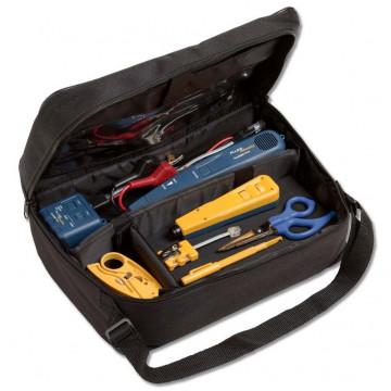 Fluke Networks Electrical Contractor Telecom Kit II (11289000) - набор инструментов связиста с комплектом Pro3000