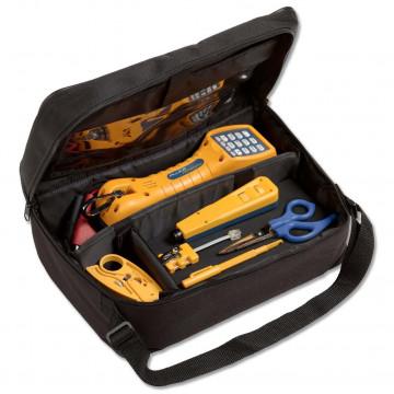 Fluke Networks Electrical Contractor Telecom Kit I (11290000) - набор инструментов связиста с тестовой трубкой TS30