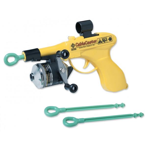 Greenlee CableCaster - телекоммуникационный пистолет для монтажа кабеля цена, купить в СвязьКомплект