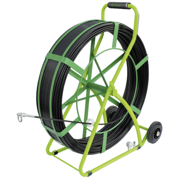Greenlee 52055350 - УЗК для протяжки кабеля (Стеклопруток; 100 м; 9,0 мм)