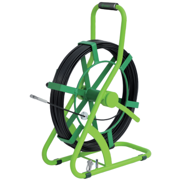 Greenlee 52055313 - УЗК для протяжки кабеля (Стеклопруток; 40 м х 4,5 мм)