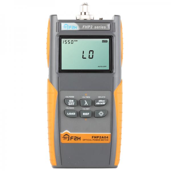 Grandway FHP2B04 - оптический измеритель мощности, -50 ~ +26дБм, 850/1300/1310/1490/1550/1625нм