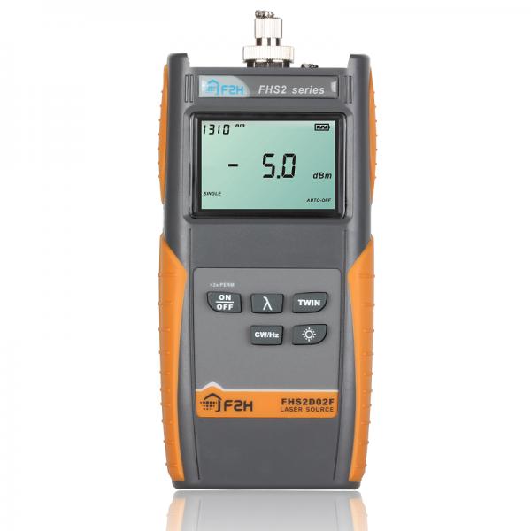Grandway FHS2D02F - источник лазерного излучения, 1310/1550нм, -5дБм, код определения длины волны