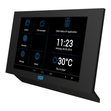 2N Indoor Touch PoE - монитор для IP домофона, дисплей 7