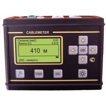 СВЯЗЬПРИБОР CableMeter - прибор для измерения длины кабеля