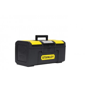 Stanley 1-79-218 - ЯЩИК ДЛЯ ИНСТРУМЕНТА STANLEY BASIC TOOLBOX ПЛАСТМАССОВЫЙ (60Х28,1Х25,5СМ)