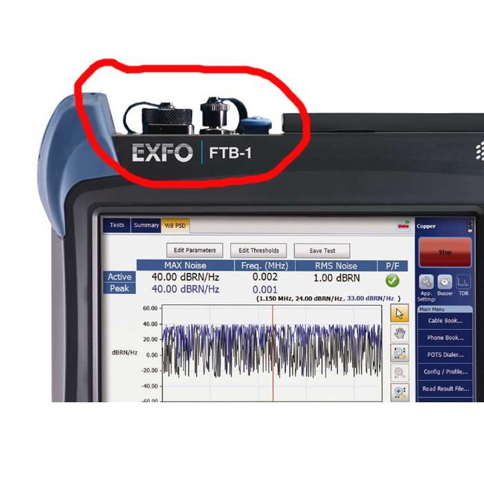Exfo Ftb 200 Инструкция