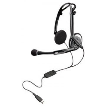 Plantronics .Audio 400 DSP — цифровая USB гарнитура для компьютера