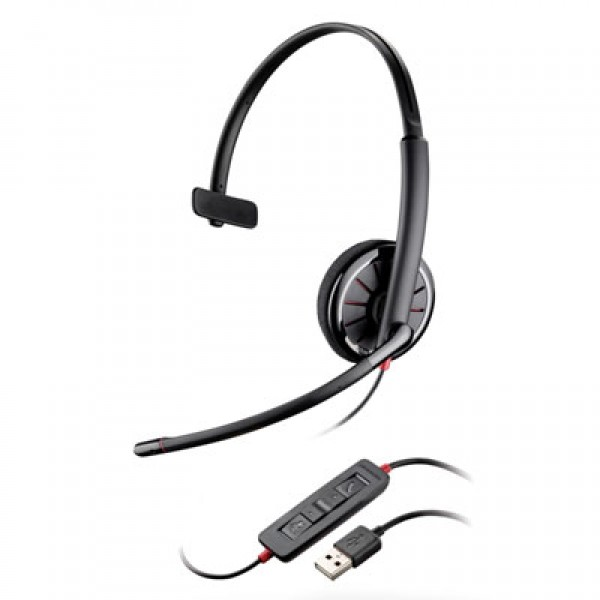 Plantronics Blackwire 310 – мультимедийная гарнитура для компьютера