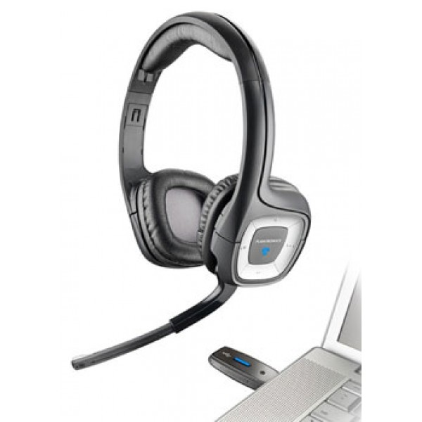 Plantronics .Audio 995 — мультимедийная гарнитура для компьютера