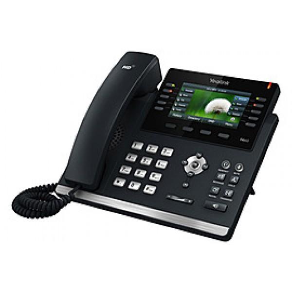 Yealink SIP-T46G - IP-телефон, цветной LCD дисплей 4,3