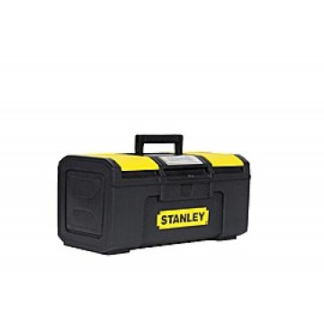 "Stanley 1-79-217 - ЯЩИК ДЛЯ ИНСТРУМЕНТА ""STANLEY BASIC TOOLBOX"" ПЛАСТМАССОВЫЙ 19"" / 48,6Х26,6Х23,6СМ"