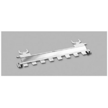 KRONE 5909 3 201-00 — шина заземления для плинта LSA-PROFIL 2/8 x abs