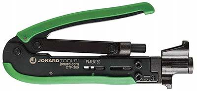 Инструмент для напрессовки BNC/RCA/F коннекторов на коаксиальный кабель