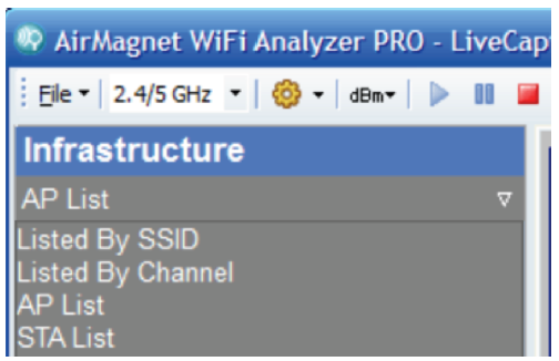 Airmagnet Wifi Analyzer : Как смартфоны убивают скорость корпоративного wifi