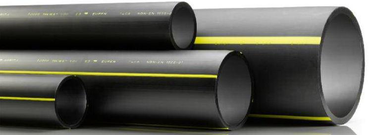 Полиэтиленовые газовые трубы имеют массу достоинств, но требуют особого подхода к маркировке