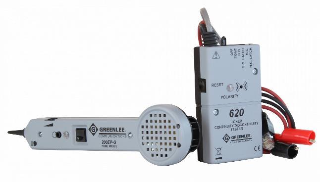Наборы для прозвонки сетей охранной и пожарной сигнализации