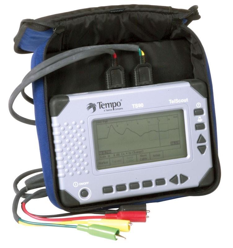 рефлектометр для диагностики теплого пола