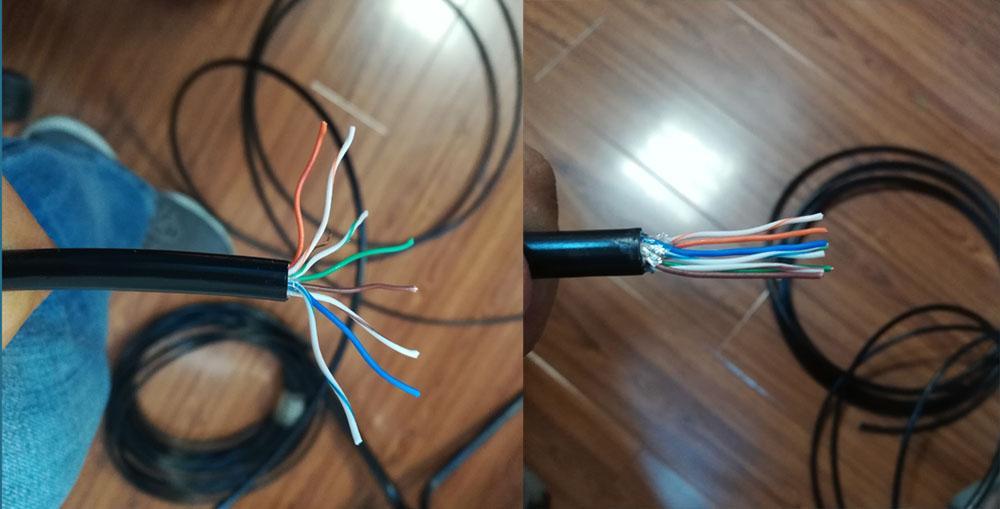 Как правильно называется кабель витая пара. Какой кабель для интернета лучше проложить в квартире?